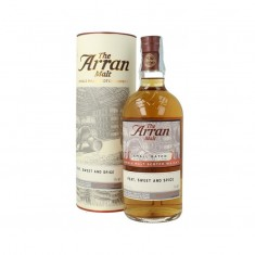 Arran Beija-flor Small Batch Peat, Sweet Spice - 54,8%