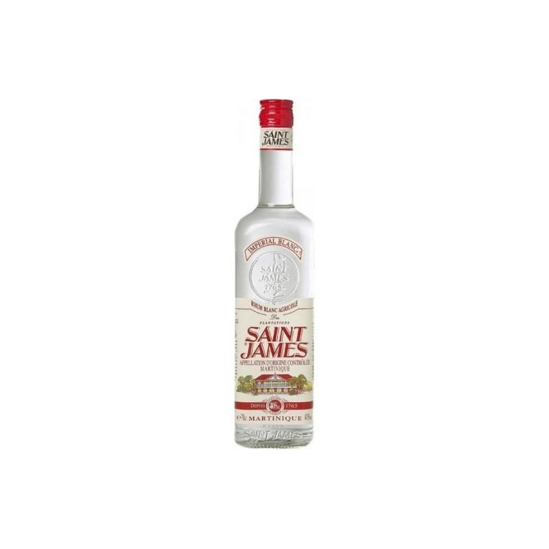 Rhum Saint James Imperial Bianco (1L, 40% Vol.) Saint James Rum 16,49€