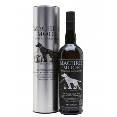 Arran Machrie Moor Peated Cask Strength - 56,2%