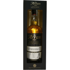 "Arran Single Cask ""The Bothy Specialist"" 8 YO - 56,2%"