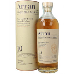 Arran Single Malt 10 YO - 46% - nuova presentazione Arran Whisky 38,43 €