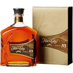 Rum Centenario Gold 18 years Flor de Cana (0.7L, 40.0% Vol.) CENTENARIO Rum 52,00€