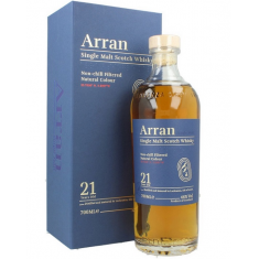 Arran Single Malt 21 YO - 46% - nuova presentazione Arran Whisky 126,05 €