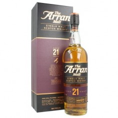 Arran Single Malt 21 YO Batch 1 - 46%