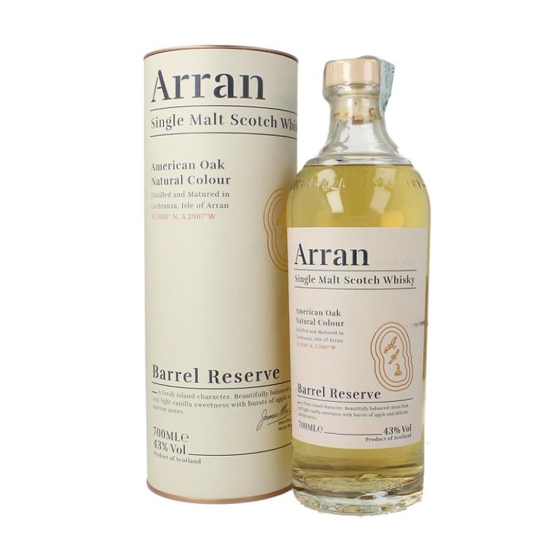 Arran Single Malt Barrel Reserve - 43% Arran Whisky 34,00€