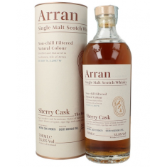 "Arran Single Malt Sherry Cask ""The Bodega"" - 55,8%"