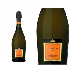 Spumante Prosecco Dop Extradry 0,75 11% Martelletti