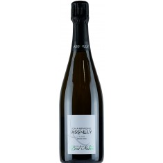 Champagne Assailly-Leclaire & Fils Cuvee Rosé Champagne Grand Cru Brut Nature
