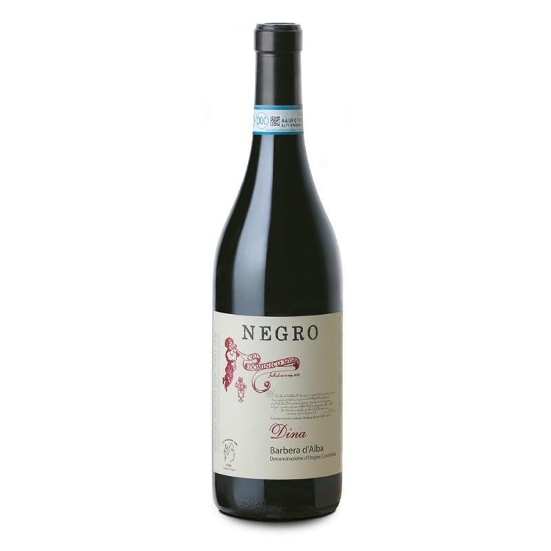 Azienda Negro Dina Barbera d'Alba 2015 Negro Røde vine 10,00€