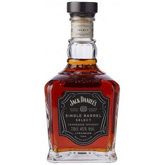 Whisky Jack Daniel's Single Barrel 0,70 lt. Jack Daniel's Bourbon 44,51 €