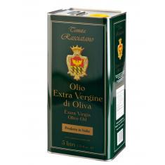 Tenuta - Rasciatano Olio Extravergine in Latta 5 litri Tenuta Rasciatano Olio 40,00€