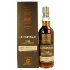 The GlenDronach Single Cask 657/1993 25 YO - 58,5% The GlenDronach Whisky 385,00€