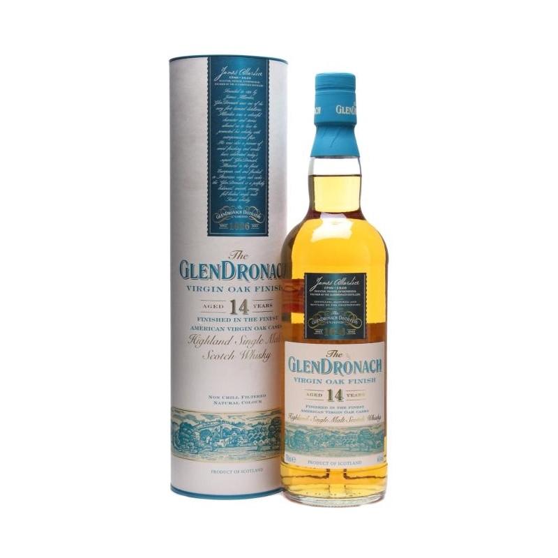 The GlenDronach Virgin Oak finish - 14 YO - 46% The GlenDronach Whisky 99,00€
