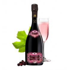 Perla Rosa Champagne Marc, champagne grand cru millésimé 2009 rosé