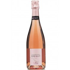 Champagne Assailly-Leclaire & Fils Cuvee Rosé Champagne