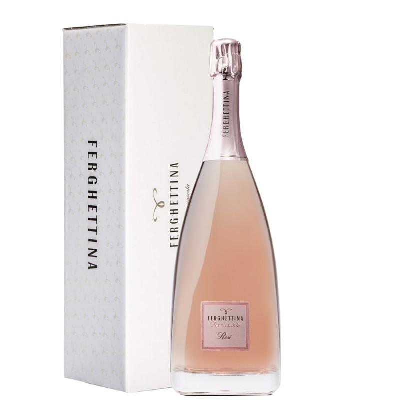 Ferghettina Franciacorta Rosé Brut Docg 2016 Magnum 1,5 LT Ferghettina Metodo Classico 57,82€