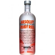 Vodka Absolut Ruby Red (1L, 40% Vol.) Absolut Vodka 18,50€