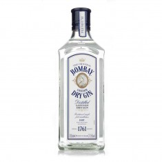 Bombay london dry gin (1.0L, 37.5% Vol.)