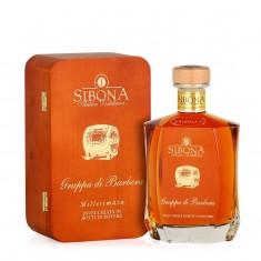 Sibona Riserva Speciale Grappa di Barbera Millesimata 2010 (0.7L, 44% Vol.) Sibona Grappa e Acquavite 50,00€