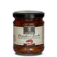 Giancarlo Ceci Dried Tomatoes afmåler 180 gr. Giancarlo Ceci Italienske produkter Bio og Demeter 6,00€