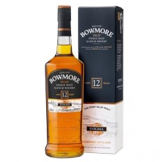 Bowmore Enigma 12 Year Old Single Malt Scotch Whisky, Islay, Scotland  Whisky 85,00 €