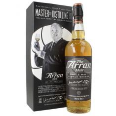 Arran Master of Distilling II - James MacTaggart Anniversary 12 YO - 51,8% Arran Whisky 66,27€