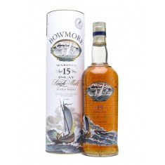 Bowmore, Original Bottling 15 years old. Mariner 43% Vol