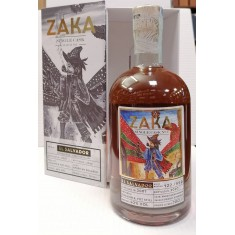 Zaka El Salvador Single Cask Rum 13 Y.O. (70CL, 42.0% Vol.) ZAKA RUMS Rum 70,00 €