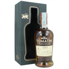 Tomatin Beija-flor Single Bourbon Cask 11 anni 2005 Cask N. 2691 - 61,9% Tomatin Whisky 85,00€