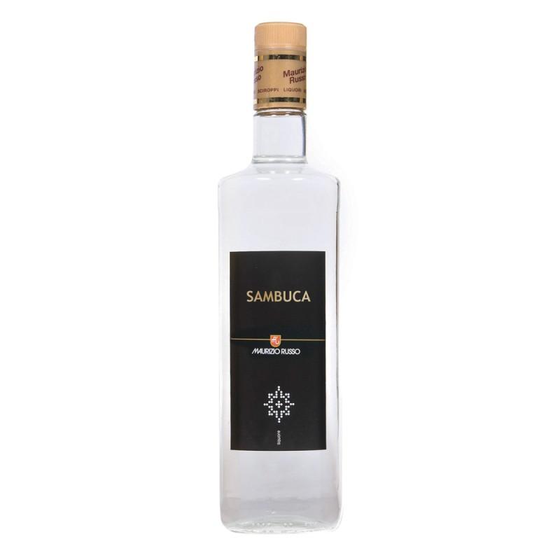Maurizio Russo Liquore Sanbuca (1LT, 40% Vol.) MAURIZIO RUSSO Liquori ed Elisir 18,00€
