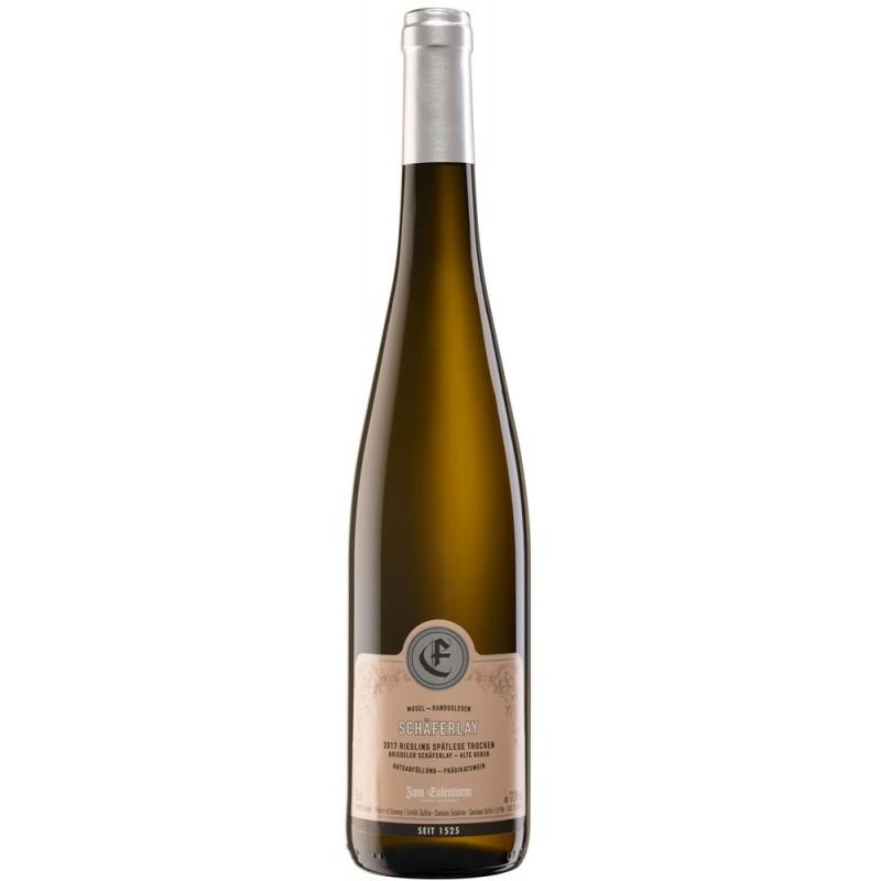 Zum Eulenturm - Riesling Alte Reben Briedeler Schäferlay Spätlese trocken Deutscher Prädikatswein 2018 Zum Eulenturm Vini Bia...