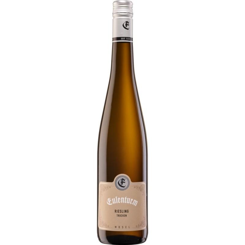 Zum Eulenturm - Riesling Trocken Deutscher Qualitätswein 2019 Zum Eulenturm Vini Bianchi 14,49€