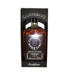 CADENHEAD'S SINGLE CASK FATTERCAIRN DISTILLERY 9 YO - 57,2% 70CL - SINGLE MALT SCOTCH WHISKY