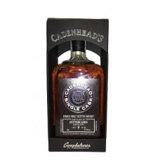 CADENHEAD'S SINGLE CASK FATTERCAIRN DISTILLERY 9 YO - 57,2% 70CL - SINGLE MALT SCOTCH WHISKY CADENHEAD'S Whisky 65,00€