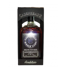 CADENHEAD'S SINGLE CASK GLENTAUCHERS - GLENLIVET 9 YO - 57,8% 70CL - SINGLE MALT SCOTCH WHISKY