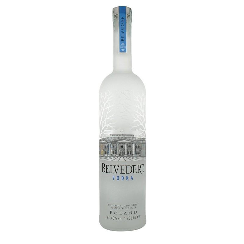 Belvedere Vodka Magnum - Belvedere Vodka 1.75L Belvedere Vodka 84,00€