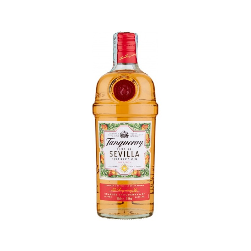 Tanqueray Sevilla (1L, 41.3 %Vol.)  Gin 30,13€
