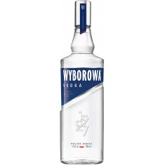Wyborowa Vodka (1L, 37.5% Vol.)  Vodka 11,20€