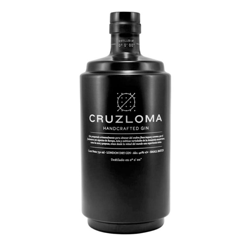 Cruzloma Handcrafted London Dry Gin (70CL, 40.0% Vol.) Cruzloma Gin 34,00€