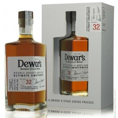 Dewar's Double Double 32 Y.O (50CL, 46%. Vol.) Dewar's Whisky 190,00€