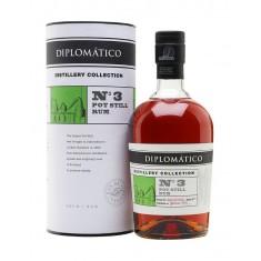 Diplomatico N°3 Pot Still (70CL, 47.0% Vol.) Diplomatico Rum 77,99€