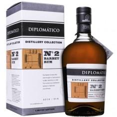 Diplomatico Rum Distillery Collection N° 2 Single Column Barbet (70CL, 47.0% Vol.) Diplomatico Rum 77,99€