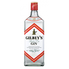 Gilbey's Gin (1L, 47.50% Vol.) Gilbey's Gin Gin 17,45€