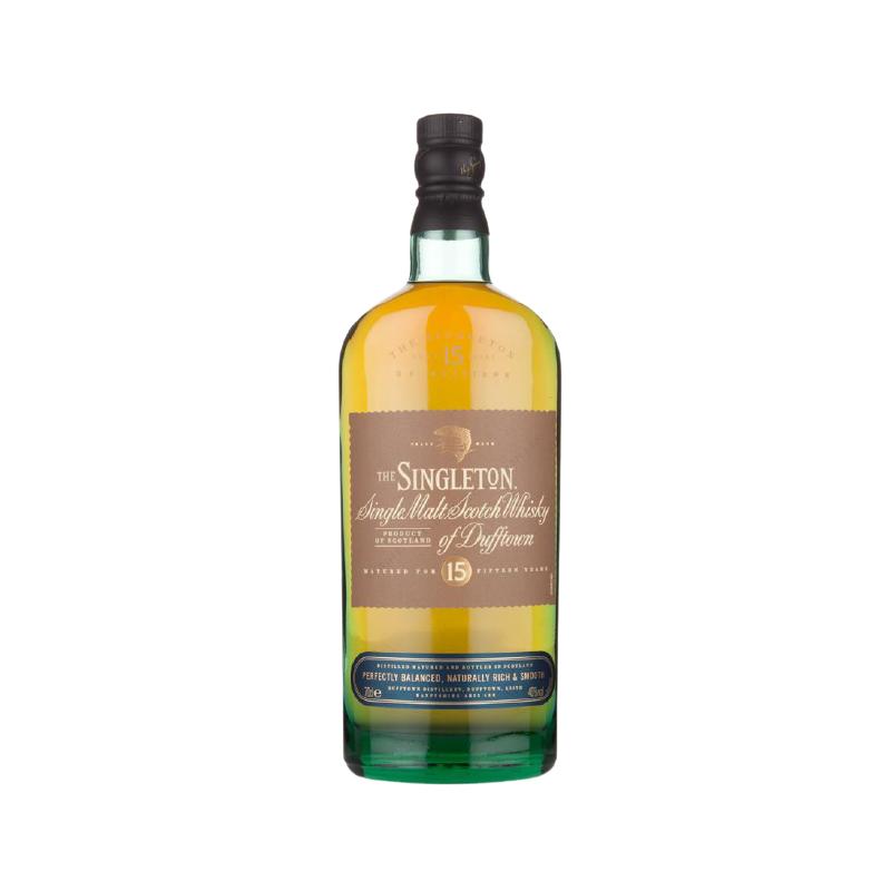 The Singleton of Dufftown 15 Y.O. (70CL, 40.0% Vol.) Singleton Whisky 51,00€