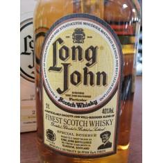 Whisky Long John Special Reserve (2L, 40.0% Vol.) bottiglia da collezione 1988