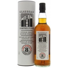 Kilkerran 08 Y.O. Cask Strength Batch 5 (70CL, 56.9% Vol.) Kilkerran Whisky 85,00€