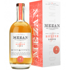 Belize Rum 2008 con astucciato - Mezan (70CL, 46.0% Vol.) Mezan Rum 58,00€