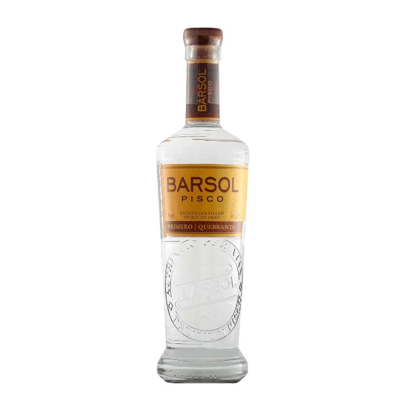 Quebranta - Barsol Pisco (70CL, 43.3% Vol.) Barsol Pisco 23,50€