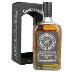CADENHEAD S CAMERONBRIDGE Single Grain 1989 29 YO (70CL, 57,8% Vol.) CADENHEAD'S Whisky 140,00€
