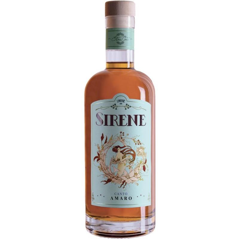 Canto Amaro Le Sirene 27% - 70cl Liquore delle Sirene Amari e Digestivi 24,90€